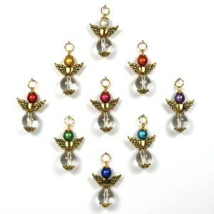 Schutzengel Clarissa gold