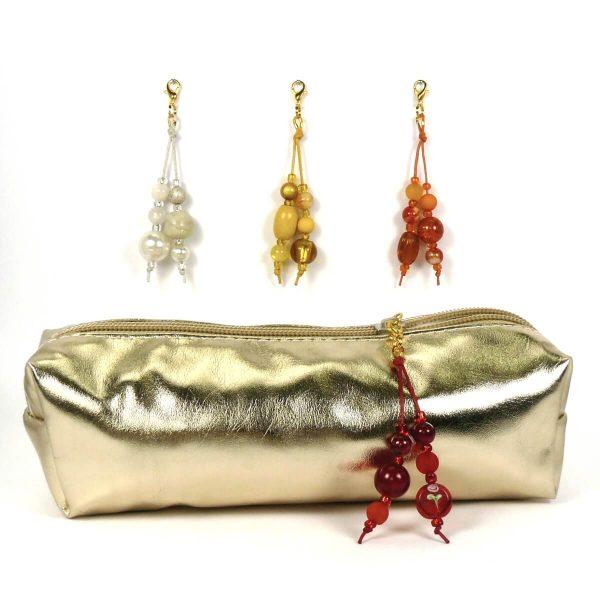 Taschenbaumler Mini gold creme bis rot